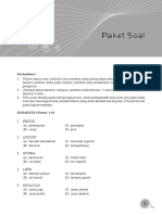 Soal CPNS Paket 15