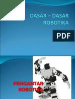 136885172 Dasar Dasar Robotika