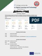 activity plan ka2-tr