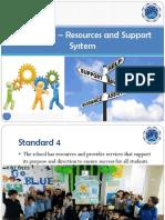Standard 4 Accreditation