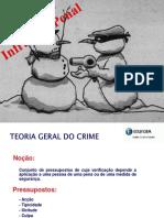 TEORIA DA INFRAÇÃO PENAL- CERTFORM