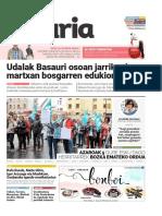 034. Geuria aldizkaria - 2017 azaroa