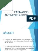 Cancer Farmacologia