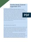 Studi Geodinamika Daerah Sulawesi Dengan Menggunakan GPS