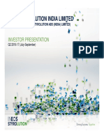 8.Investor Presentation Q II 16-17 Ineos Styrolution India Limited