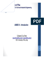 Introduction to ASME