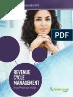 Medical Billing Best Practices eBook Greenway