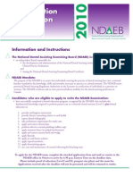 2010 Exam Application E