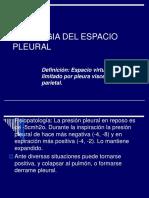 Patologia Del Espacio Pleural (1)