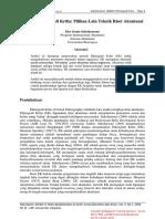 ARTS5 Eko Ganis Sukoharsono Refleksi Ethnografi Kritis Pilihan Lain Teknik Riset Akuntansi