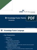 KF 010 Introduction, Basic Elements