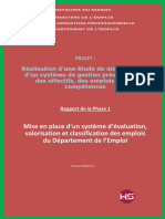 Rapport de La Phase 1 Version Finale