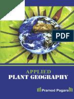 Geografi Tanaman, Terapan