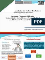 FORTALECIMIENTO PP0061 2015