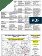 Street Sheet Services