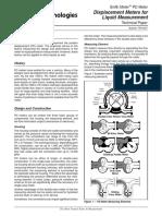 Displacement Meters For Liquid Measurement.pdf
