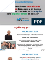 Webinar_Cómo Construir Una Gran Lista de Suscriptores - Marketing Audaz