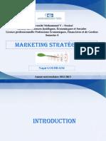 Marketing Stratégique (Cours Entier)
