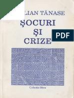 Tanase, Stelian Socuri Si Crize 1993
