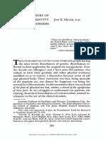 Meyer Caracteristictranssexual