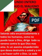 elmundoenteroestabajoelmaligno-160201021819.pptx