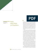 Notas Sobre Peron y El Populismo Sofia Guinand
