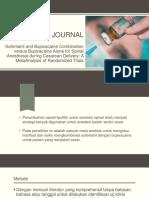 Journal Anestesi 1