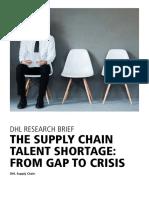 SC Talent Gap Research Paper