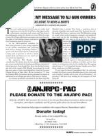 ANJRPC PAC Candidate Ratings & Endorsements 2107