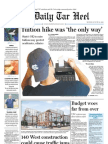 The Daily Tar Heel (August 23, 2010)