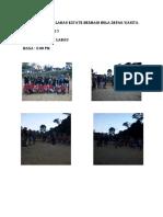 Aktiviti Wanita Labau Estate Bermain Bola Sepak Wanita