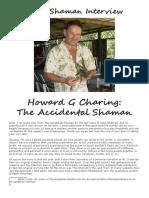 Interview in Indie Shaman Magazine Issue 33