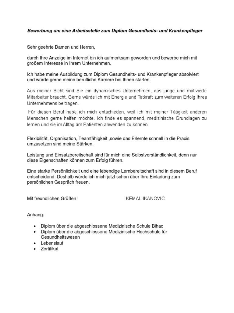 Großzügig Krankenpflege Referenzliste Lebenslauf Ideen - Entry Level ...