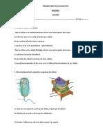 Tp Evaluativo de Biología 7-7-17