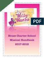 Wonka Handbook 2017
