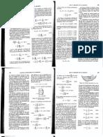 Ecuaciones  de hidráulica fundamentales