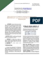 Paper de Sistemas de Gestion Ambiental