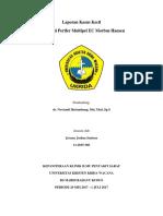 Laporan Kasus Kecil - Neuropati Perifer MH