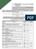 APRUEBA LA MODIFICACIÓN Y LA INCORPORACIÓN EN EL RÉGIMEN DE APLICACIÓN DE SANCIONES (RAS) Y EL CUADRO ÚNICO DE INFRACCIONES Y SANCIONES (CUIS) LA TIPIFICACIÓN DE INFRACCIONES Y SANCIONES A PERSONAS NATURALES Y JURÍDICAS PROVEEDORAS DEL TRANSPORTE Y COMERCIO LOCAL DE ALIMENTOS AGROPECUARIOS PRIMARIOS Y PIENSOS DE LA MUNICIPALIDAD DISTRITAL DE IMPERIAL