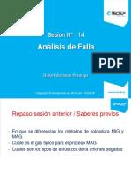 Clase 14 Analisis de Falla