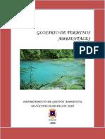 Glosario Ambiental- Municipalidad de San José- 16junio2010