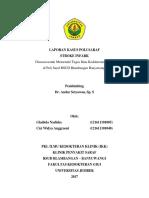 Laporan Kasus Poli Saraf Cover