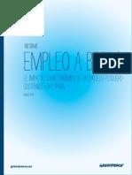EL Impacto Socioeconómico de Un Modelo Pesquero Sostenible en España-greenpeace.es-2014