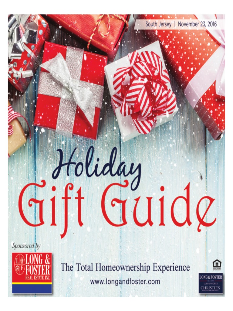 Holiday Gift Guide | Home Care | Jewellery