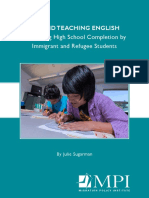 Beyond Teaching English_ Supporting High School Completion by Immigrant and Refugee Students