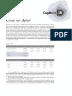 16 - Costo de Capital