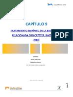 7.3 Tratamiento Empírico de La Bacteriemia Relacionada Con Cateter. Bacteriemia Zero