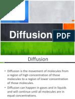 Diffusion 2012