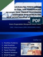 Proposal Penelitian Anas