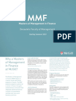 Mmf Information Package 2016